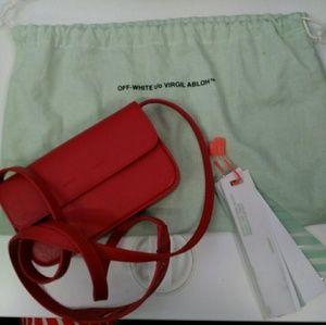 Off-white mini bag 👜